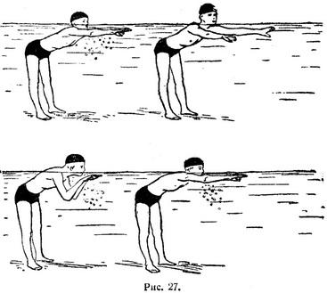 плавание брассом артроз